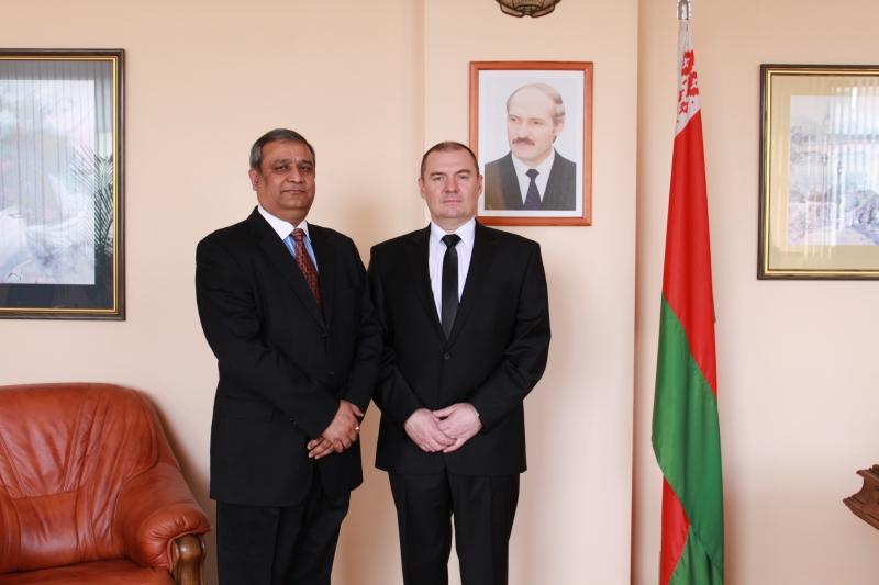 делегация компании Square Pharmaceutical Ltd. (Народная Республика Бангладеш)