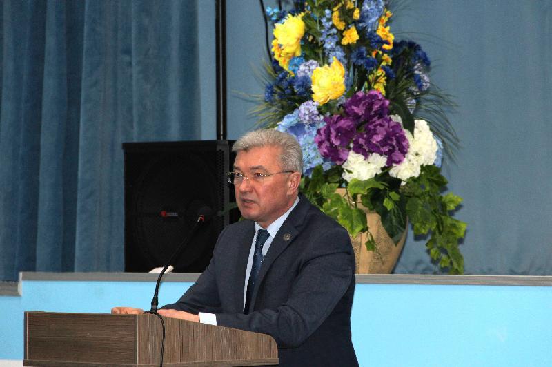 Министр здравоохранения Республики Беларусь Малашко Валерий Анатольевич