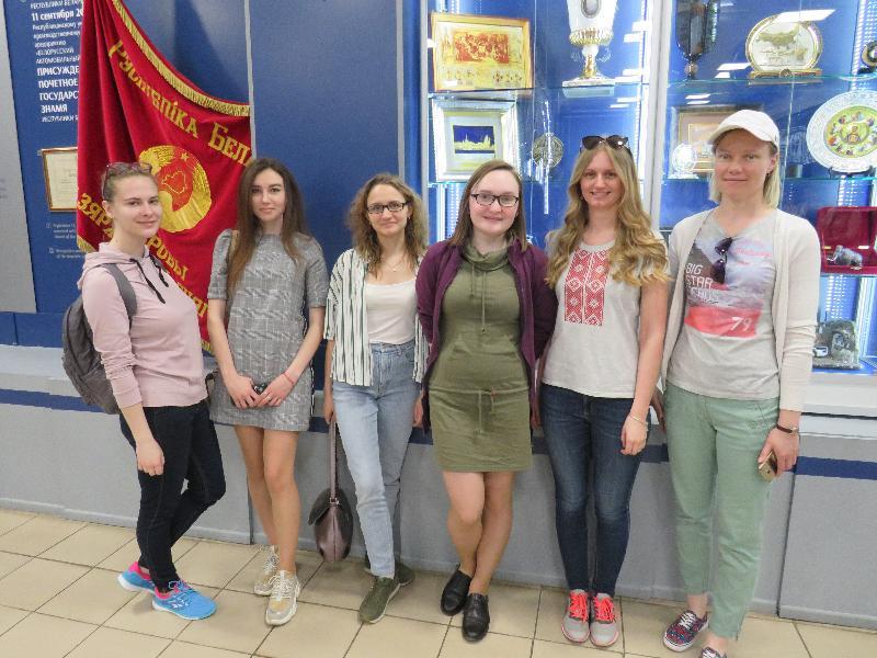 Экскурсия на БелАЗ