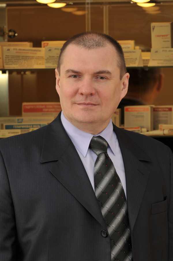 Виктор Евгеньевич Залесский - Генеральный директор РУП 'Белмедпрепараты' - Минчанин года