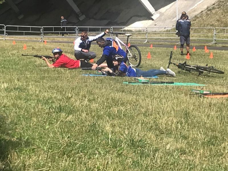 велобиатлон