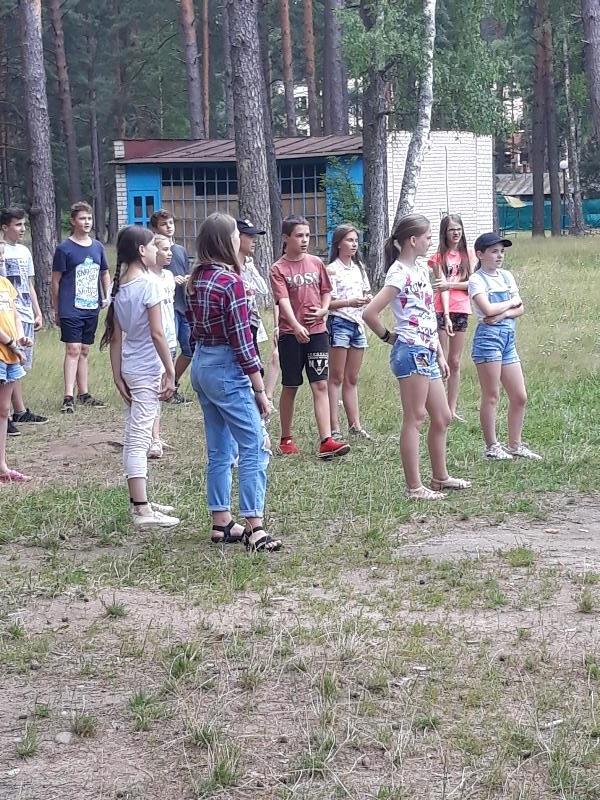 детский лагерь «Волна»