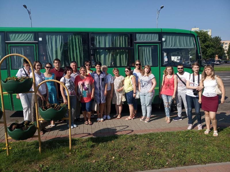 экскурсионная поездка в город Лида