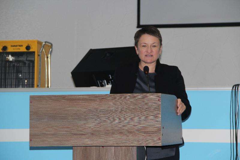 кандидат в депутаты Палаты представителей Национального собрания Республики Беларусь